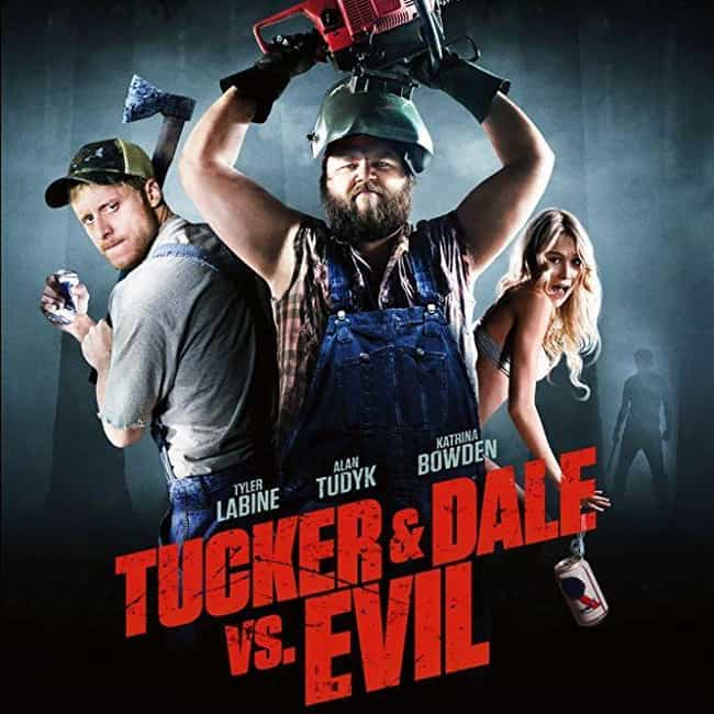 Tucker & Dale vs. Ev... is listed (or ranked) 3 on the list The Best Horror Movies To Watch Stoned