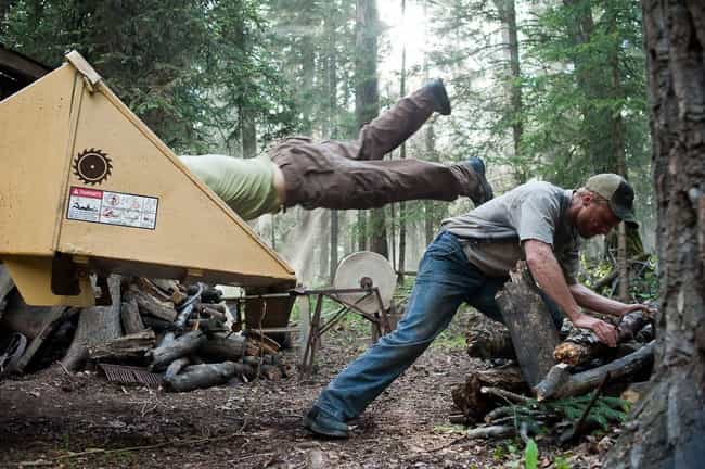 Tucker & Dale vs. Ev... is listed (or ranked) 1 on the list Pretty Good Horror Movies On Netflix For When You're In A Fun Mood