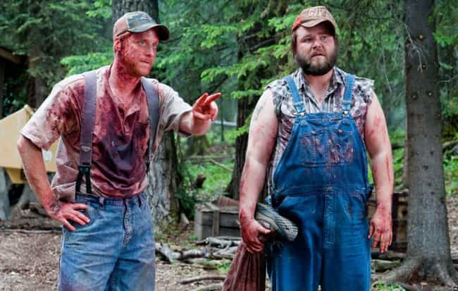 Tucker & Dale vs. Evil is listed (or ranked) 1 on the list Pretty Good Movies On Netflix That Are Under 97 Minutes Long