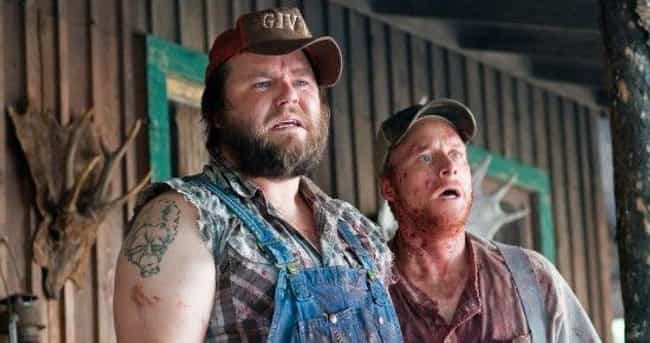 Tucker & Dale vs. Ev... is listed (or ranked) 1 on the list New Cult Classics From The 2010s, Ranked