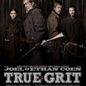 True Grit is listed (or ranked) 1 on the list The Best Movies About Oklahoma