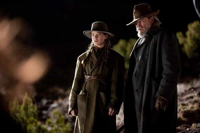 True Grit is listed (or ranked) 2 on the list 20 Surprisingly Good Reboots And Remakes From The 2010s