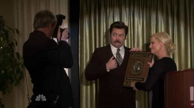 Woman of the Year is listed (or ranked) 1 on the list The Best Jean-Ralphio Episodes of 'Parks and Rec'