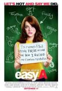 Easy A is listed (or ranked) 10 on the list The Funniest Comedy Movies About High School