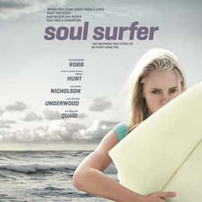 Soul Surfer is listed (or ranked) 8 on the list Great Movies Set on the Beach