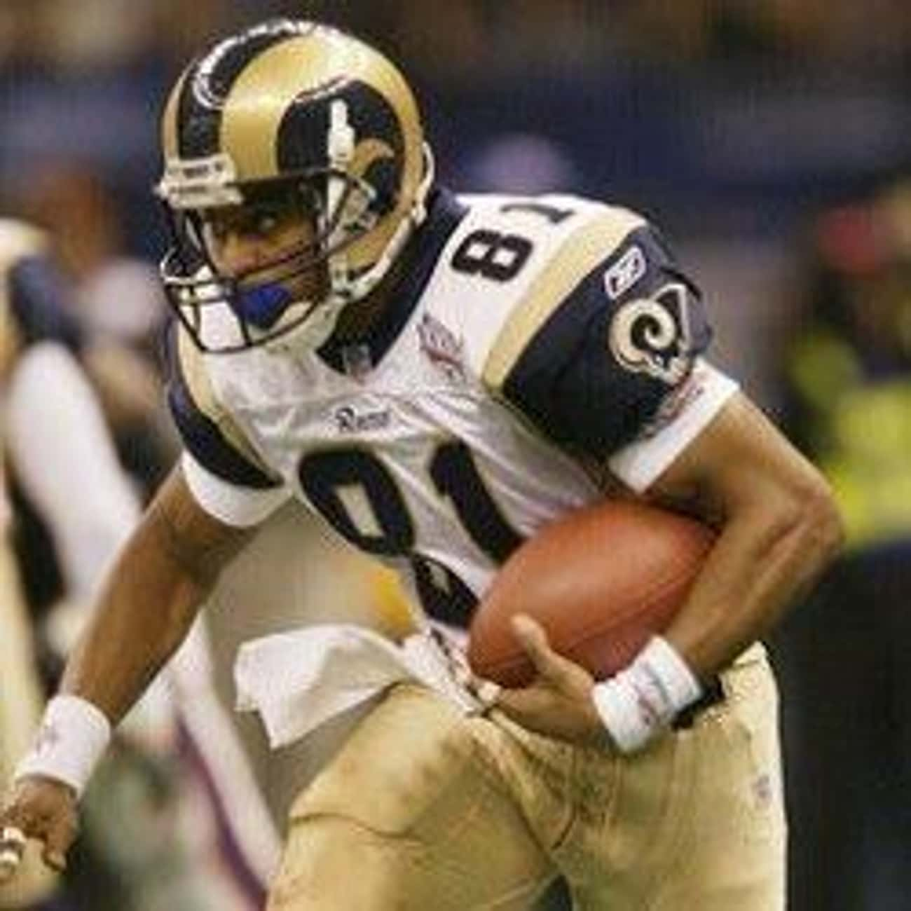 Az-Zahir Hakim is listed (or ranked) 3 on the list The Best Athletes Who Wore #81