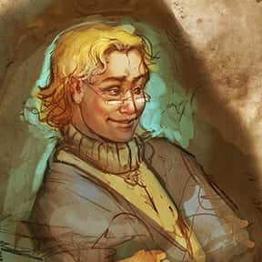 Aziraphale is listed (or ranked) 24 on the list The Greatest Angel Characters of All Time