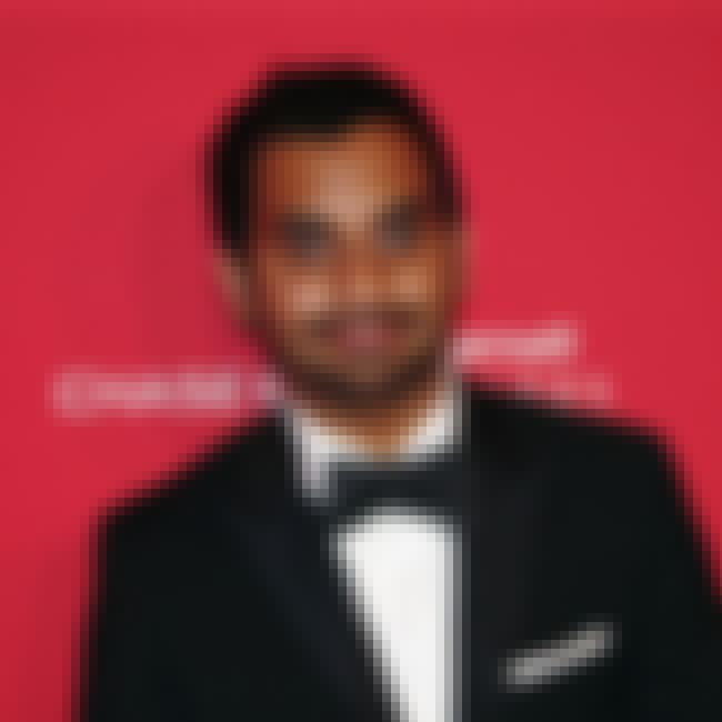 Aziz Ansari is listed (or ranked) 4 on the list Famous People Born in 1983