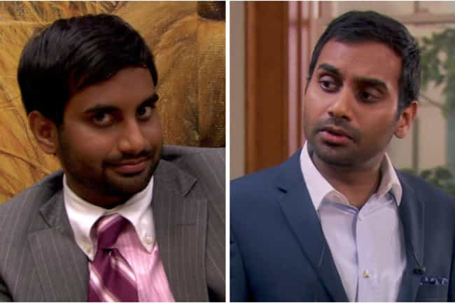 Aziz Ansari is listed (or ranked) 6 on the list How the Cast of Parks & Rec Aged from the First to Last Season