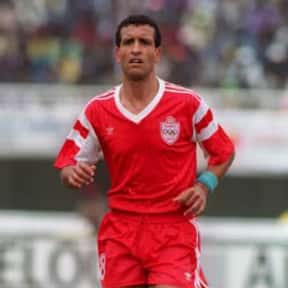 Aziz Bouderbala is listed (or ranked) 19 on the list Famous Soccer Players from Morocco
