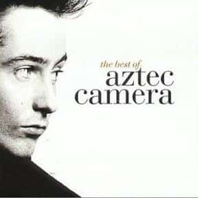 Aztec Camera is listed (or ranked) 12 on the list Sire Records Complete Artist Roster
