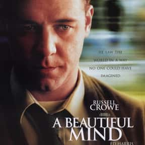 A Beautiful Mind is listed (or ranked) 2 on the list The Best Movies About Real Scientists