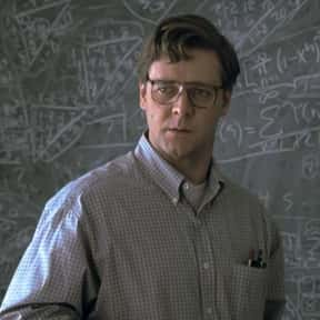 A Beautiful Mind is listed (or ranked) 1 on the list Great Movies About Inventors & Innovators