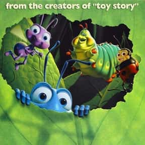 A Bug's Life is listed (or ranked) 16 on the list The Best Movies for Families