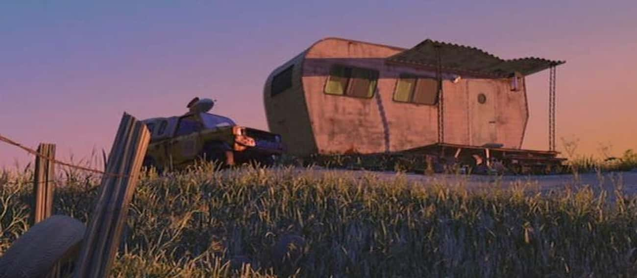 'A Bug's Life' - By The Trailer Home