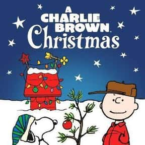 A Charlie Brown Christmas is listed (or ranked) 6 on the list The Best Animated Films Ever