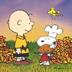 A Charlie Brown Thanksgiving is listed (or ranked) 1 on the list The Best Movies About Thanksgiving, Ranked