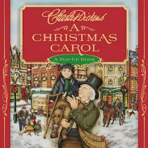 A Christmas Carol is listed (or ranked) 6 on the list The Best Novels Ever Written