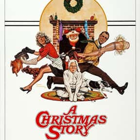 A Christmas Story is listed (or ranked) 25 on the list The Best Movies for Families