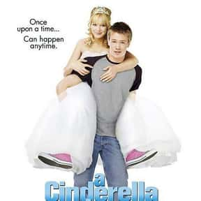 A Cinderella Story is listed (or ranked) 4 on the list The Best Teen Romance Movies