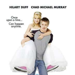 A Cinderella Story is listed (or ranked) 12 on the list The Best Movies for Young Girls