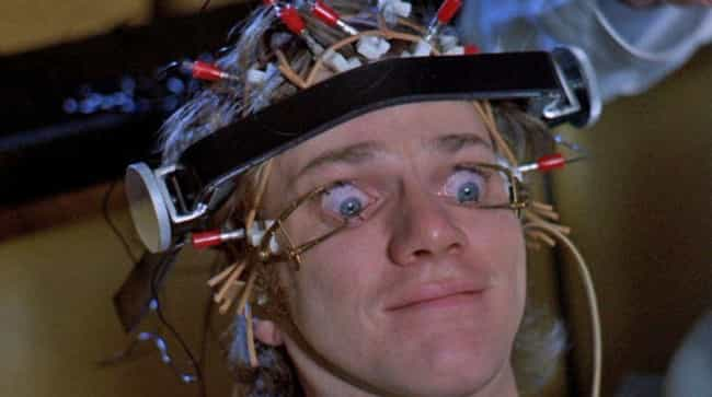A Clockwork Orange is listed (or ranked) 5 on the list Old Futuristic Movies Whose Futures We've Passed