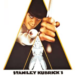A Clockwork Orange is listed (or ranked) 8 on the list The Best Science Fiction-y Psychological Dramas