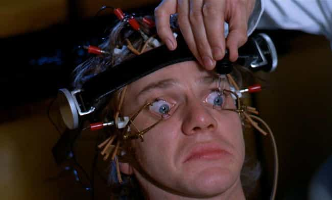 A Clockwork Orange is listed (or ranked) 1 on the list 15 Movies Only A Serial Killer Would Suggest For Date Night