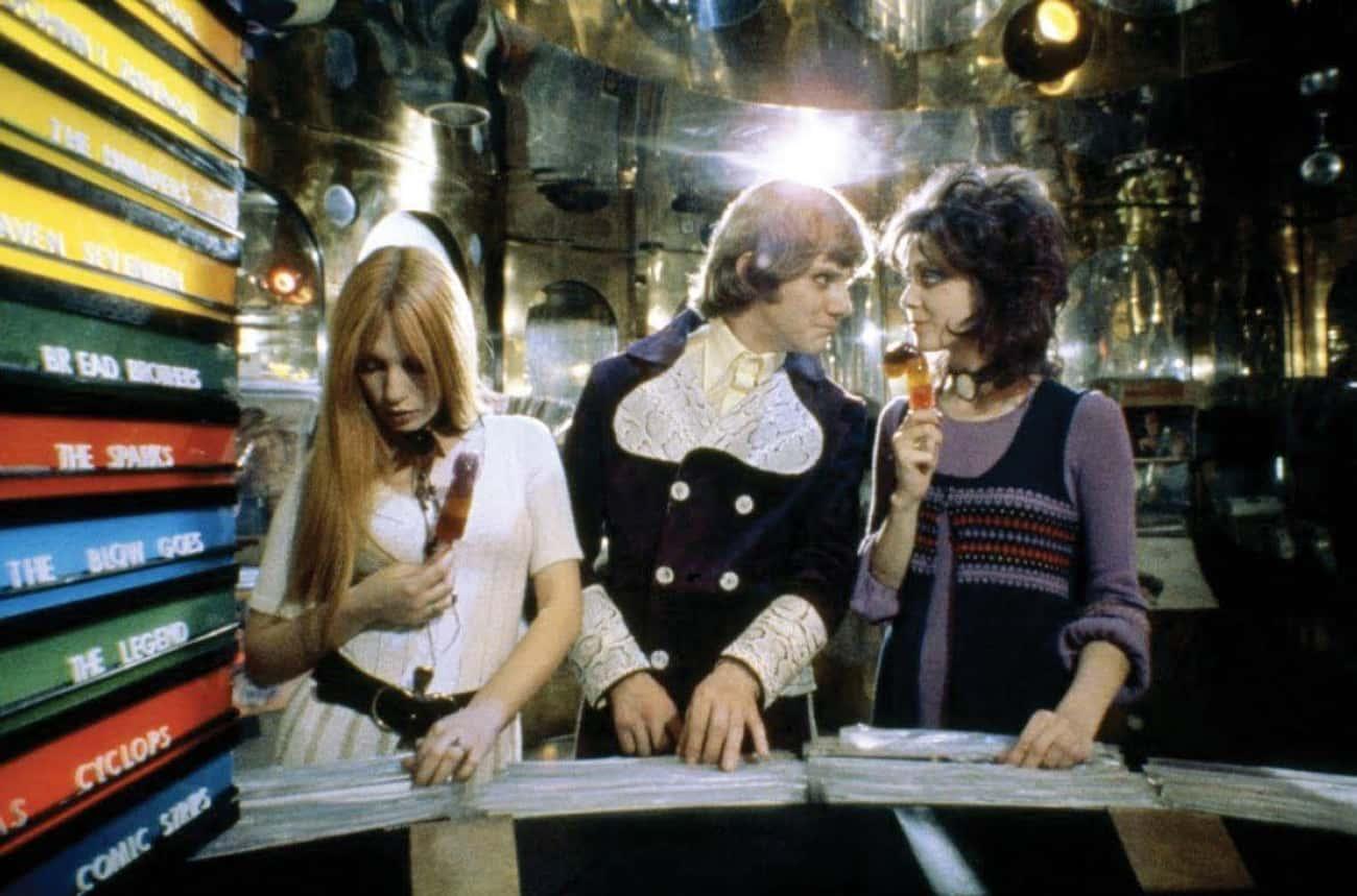 There's No Violation Of Children In 'A Clockwork Orange'