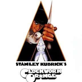 A Clockwork Orange is listed (or ranked) 15 on the list The Best Drug Movies of All Time