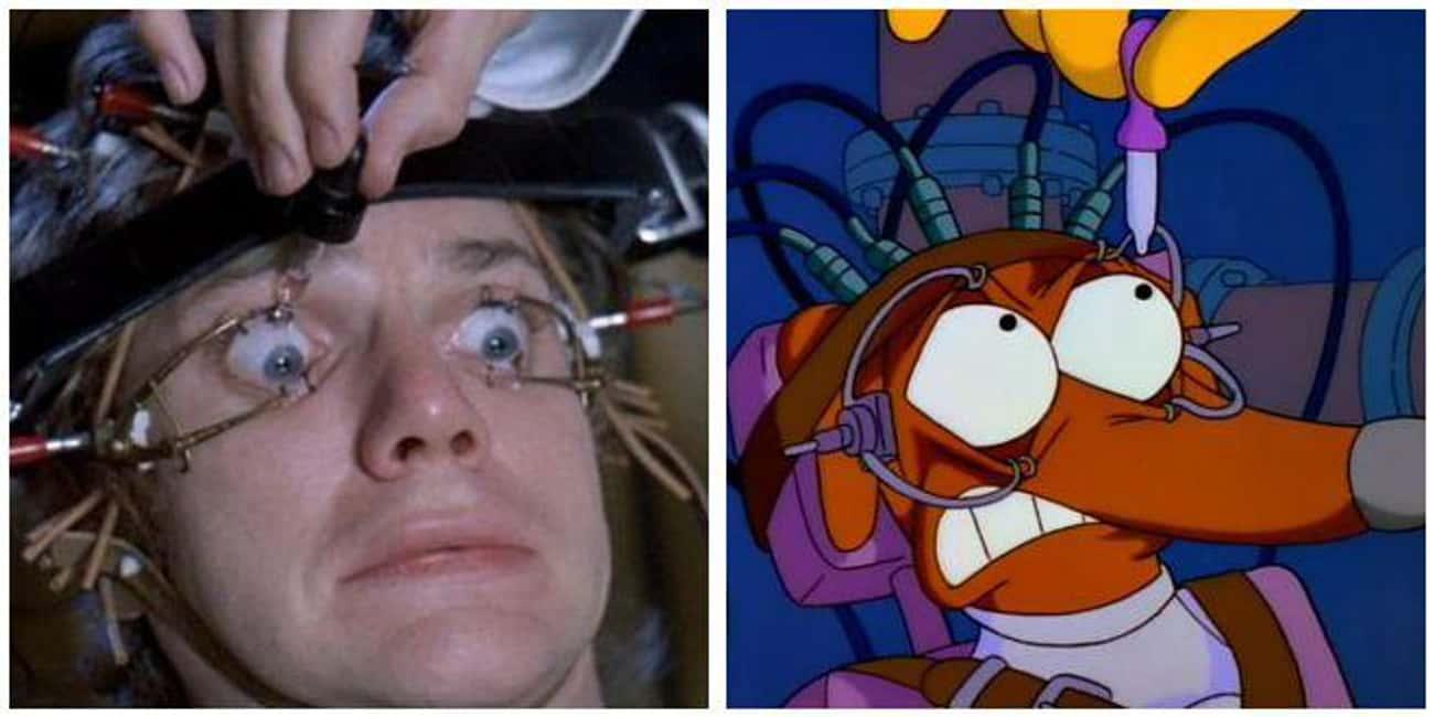 'A Clockwork Orange' - 'Dog Of Death'