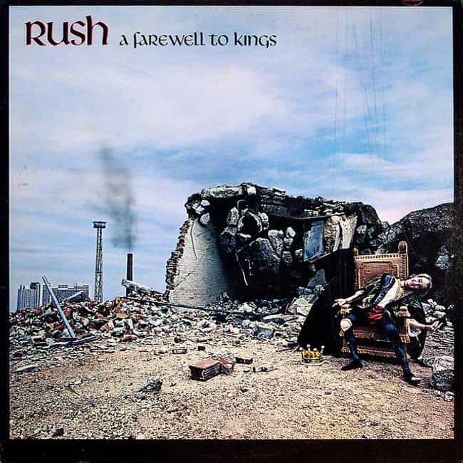 A Farewell to Kings is listed (or ranked) 4 on the list The Best Rush Albums of All Time