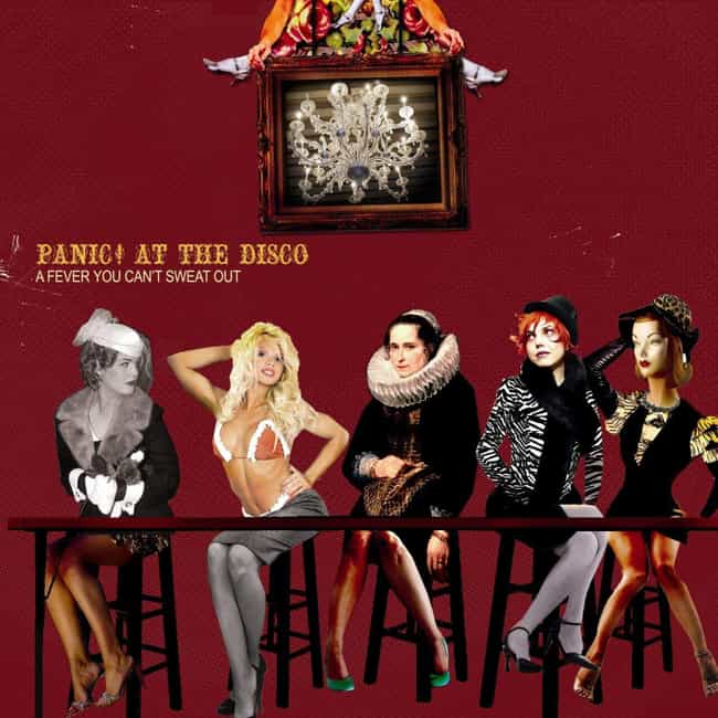 A Fever You Can't Sweat Out is listed (or ranked) 3 on the list The Best Panic! at the Disco Albums, Ranked