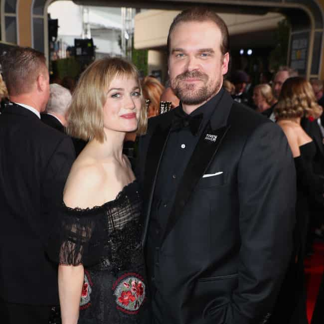 Alison Sudol is listed (or ranked) 1 on the list David Harbour Loves and Hookups