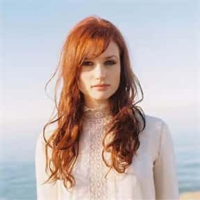 Alison Sudol is listed (or ranked) 11 on the list Virgin Records Complete Artist Roster