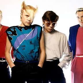 A Flock of Seagulls is listed (or ranked) 6 on the list The Best Bands Named After Birds