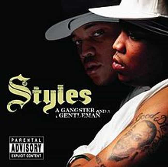 A Gangster and a Gentlem... is listed (or ranked) 1 on the list The Best Styles P Albums of All Time