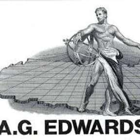 A. G. Edwards is listed (or ranked) 1 on the list List of Investment Banking Companies