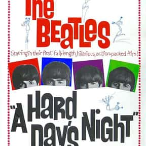 A Hard Day's Night is listed (or ranked) 20 on the list The Best Movies of the '60s