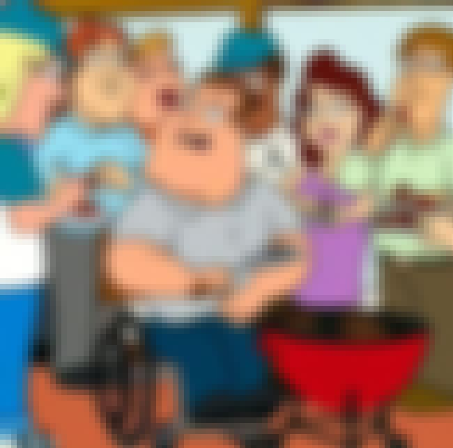 A Hero Sits Next Door is listed (or ranked) 3 on the list The Best Episodes From Family Guy Season 1