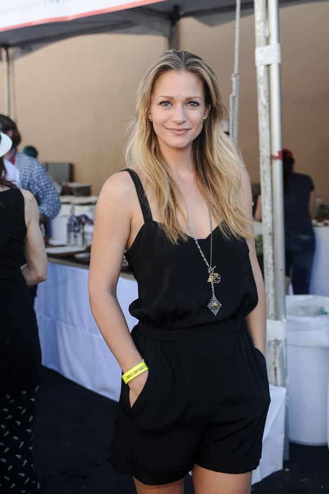 A. J. Cook is listed (or ranked) 8 on the list The Most Gorgeous Girls on Primetime TV
