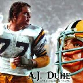 A. J. Duhe is listed (or ranked) 1 on the list Famous Film Actors From Louisiana