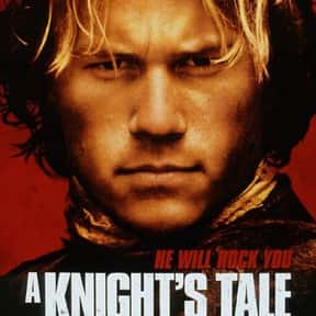 A Knight's Tale is listed (or ranked) 18 on the list The Best Movies of 2001, Ranked