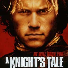 A Knight's Tale is listed (or ranked) 6 on the list The Best Medieval Movies