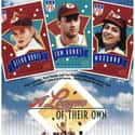 A League of Their Own is listed (or ranked) 15 on the list The Best Comedy-Drama Movies