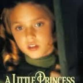 A Little Princess is listed (or ranked) 6 on the list The Best Fantasy Movies for 10 Year Old Kids