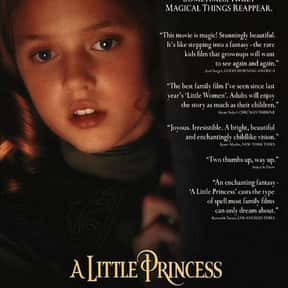 A Little Princess is listed (or ranked) 10 on the list The Best Film Adaptations of Young Adult Novels