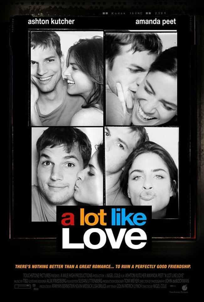 A Lot like Love is listed (or ranked) 2 on the list The Best Meghan Markle Movies