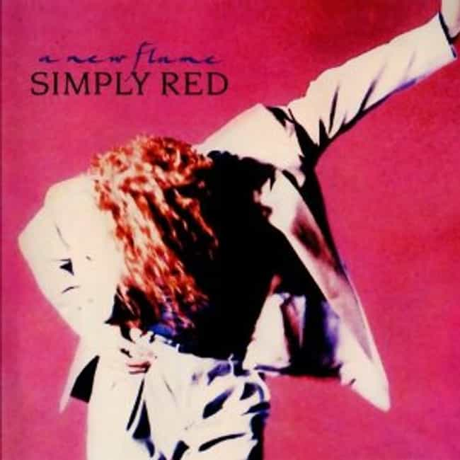 A New Flame is listed (or ranked) 1 on the list The Best Simply Red Albums of All Time