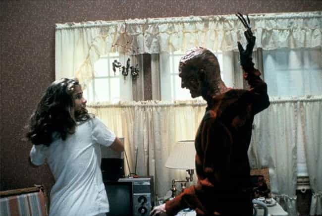A Nightmare on Elm Street is listed (or ranked) 6 on the list 20 Horrifying Crime Movies Whose True Stories Are Way More Terrifying